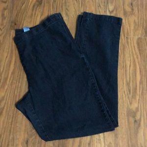 Kim Rogers Side Zip Jeans